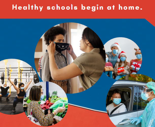Healthy Schools Begin At Home