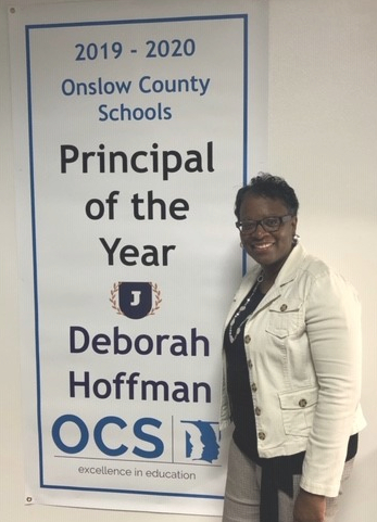 Deborah Hoffman Named OCS Principal of the Year