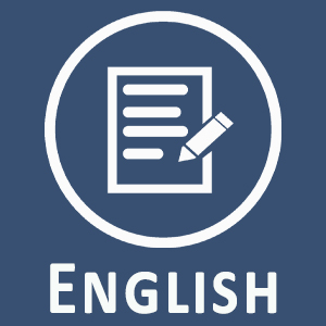 English Application Icon