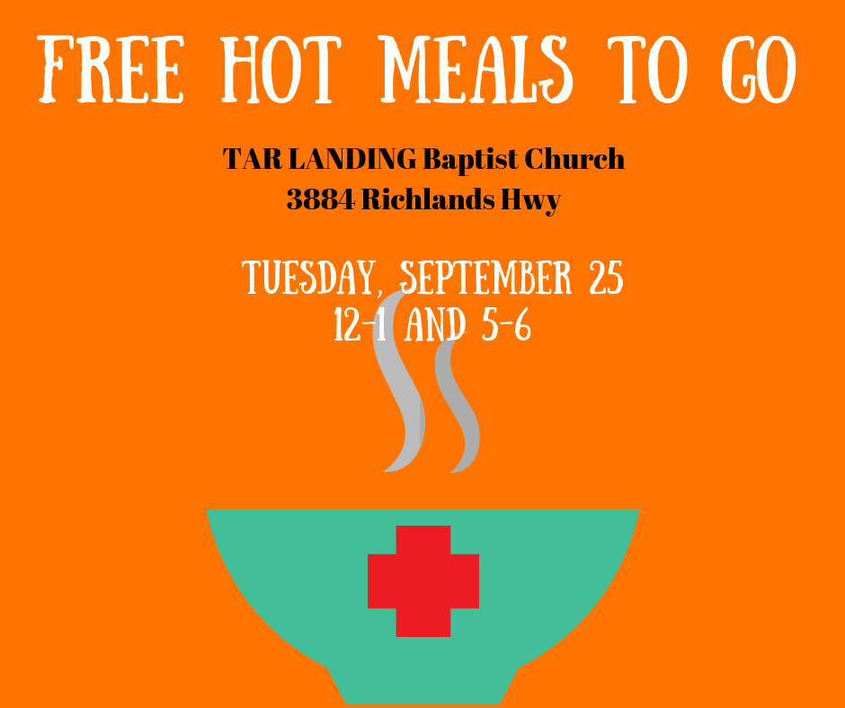 Free Hot Meals!