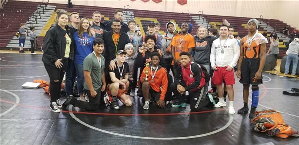 SWHS Wresting Tournament