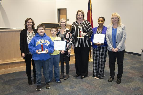 Red Ribbon Week's Most Original winners are recognized