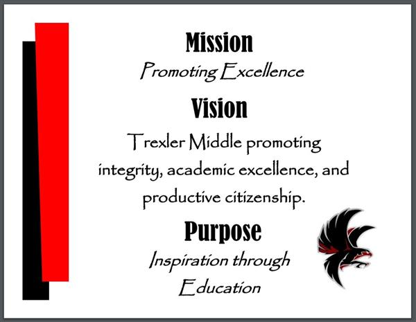 Vision, Mission, & Purpose Statements