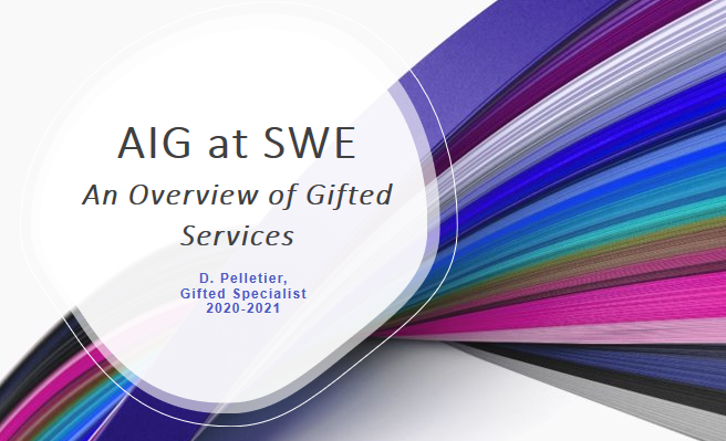 Title AIG at SWE