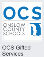 Logo for OCS Gifted Services