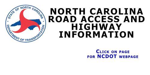 NC DOT Information