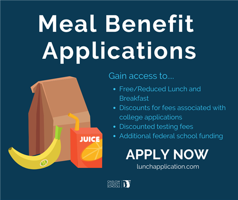 Meal Benefit Applications
