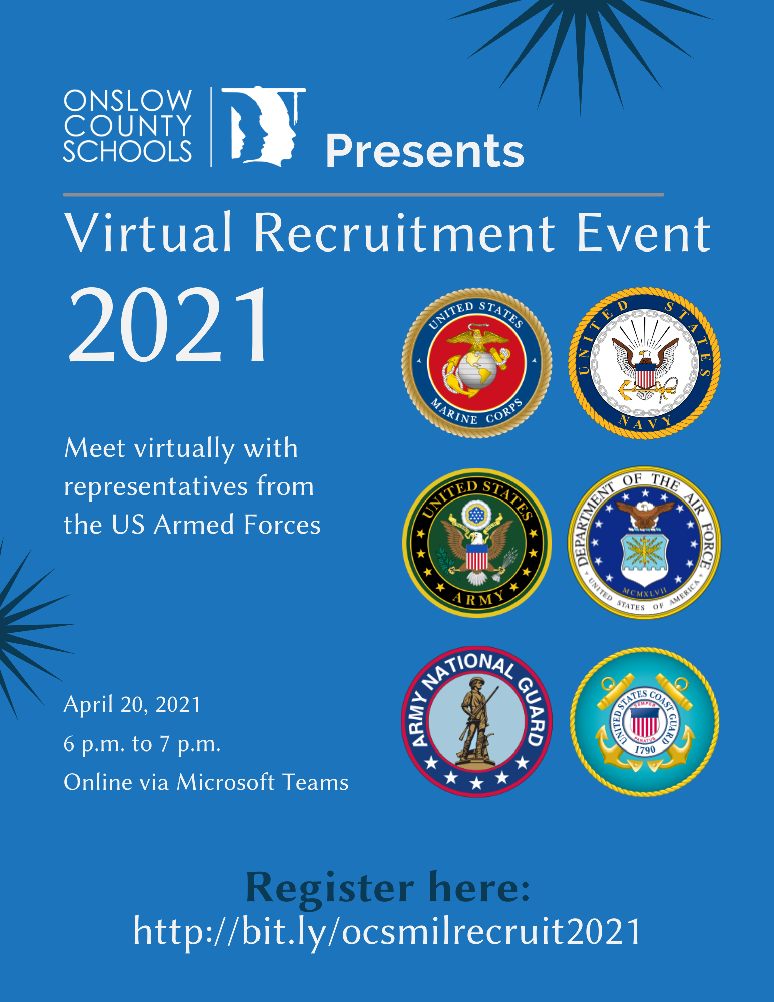 Virtual Recruitment Event