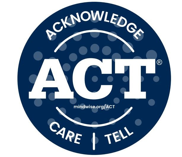 Acknowledge Care Tell