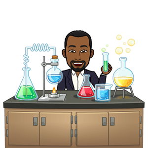 Science lab bitmoji